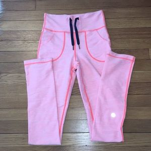 Super Rare Lululemon Pink Leggings